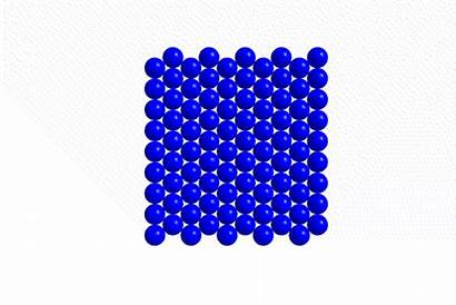 Structure Animation Packed Packing Hexagonal Solid Structures