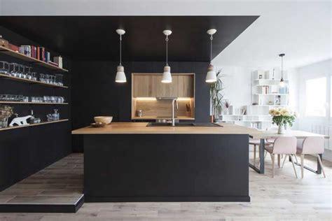 une cuisine et bois au coeur d 39 une rénovation
