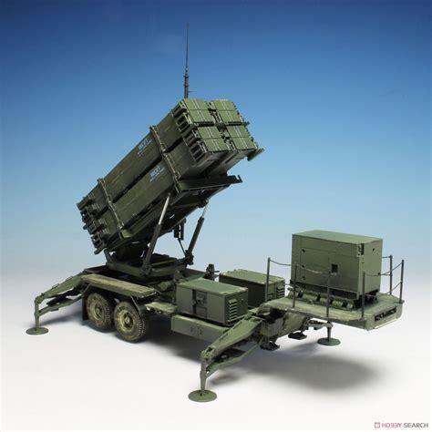 1/35 MIM-104F Patriot SAM PAC-3 M901 Launching Station