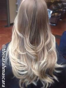 Ombré Hair Blond Foncé : 446 best images about ombre hair on pinterest her hair natural blondes and ombre hair color ~ Nature-et-papiers.com Idées de Décoration