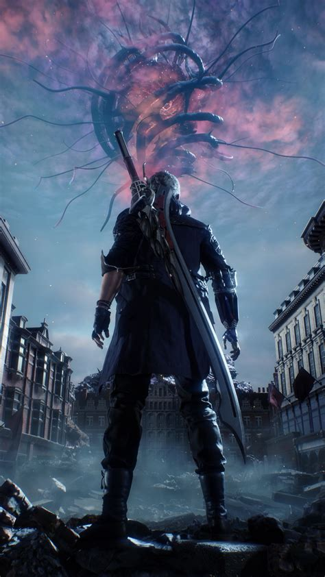 We have a massive amount of desktop and mobile backgrounds. Nero Devil May Cry 5 4K Wallpapers   HD Wallpapers   ID #24583