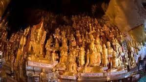 tempat wisata  myanmar  terkenal
