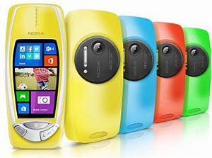 nokia 3310 s 41 megapixel windows phone makeover