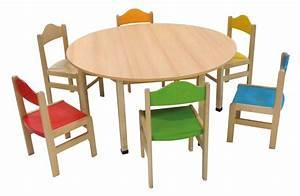Tisch Rund 120 Cm : kita bonn tisch rund 120 cm h henverstellbar kindergarten kids und kita allyoureallyneed ~ Indierocktalk.com Haus und Dekorationen