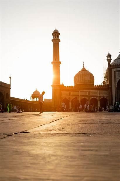 Mosque Sunset Islam Masjid Pexels Tasyrik Quran