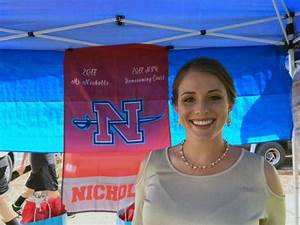 Syndney Richardelle member of Nicholls State Homecoming ...