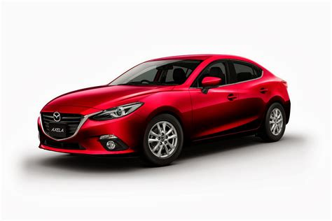 mazda japan models mazda3 goes hybrid as japanese axela model autoevolution