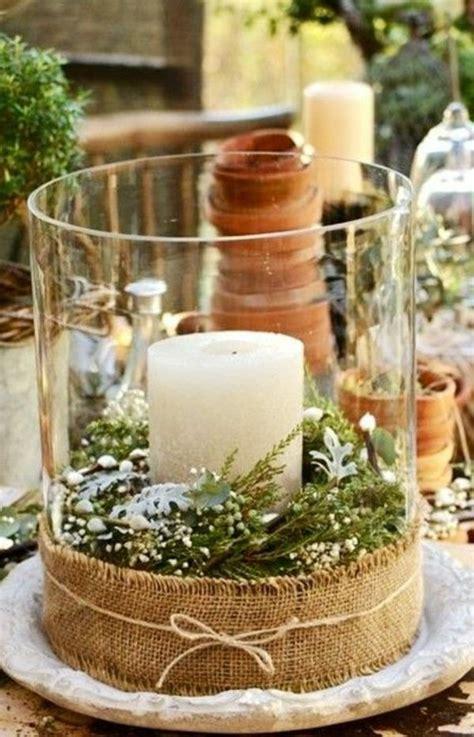 Dekoration Mit Kerzen 2 by Tischdeko Zu Weihnachten 100 Fantastische Ideen