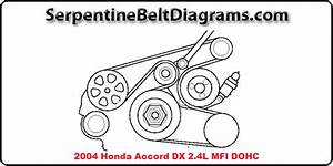 2011 67 Cummins Serpentine Belt Diagram
