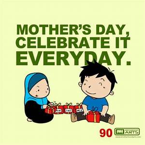 Islamic Quotes on Mothers ~ Islamic Quotes About