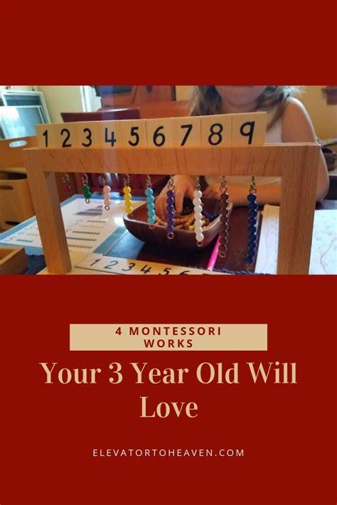 williams favorite work  montessori works   year