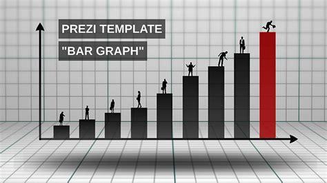 bar graph template business prezi templates chart infographic graphs prezibase diagram 3d background word bars related presentation data classic creative