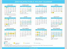 2018 Calendar Malaysia Public Holiday – 2018 New Year Images