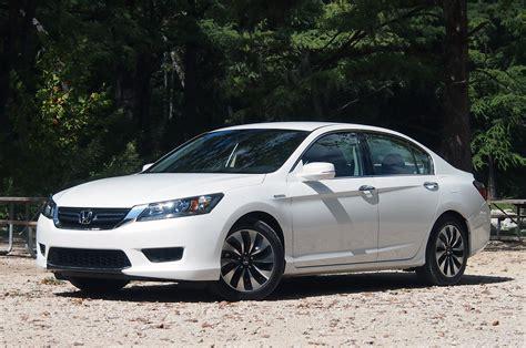 Review Honda Accord by 2014 Honda Accord Hybrid Review Photo Gallery Autoblog
