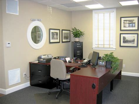 Business Office Decorating Ideas  Home Design