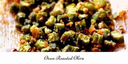 Okra Oven Roasted Recipe Recipes Crispy Baked