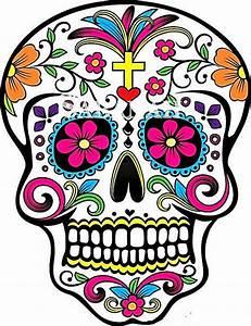 Crane Mexicain Dessin : cr ne mexicain fleuri dia de los muertos imprim sur papier transfert mm dimension 12 x 16 ~ Melissatoandfro.com Idées de Décoration