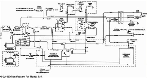 John Deere Wiring Diagram Image