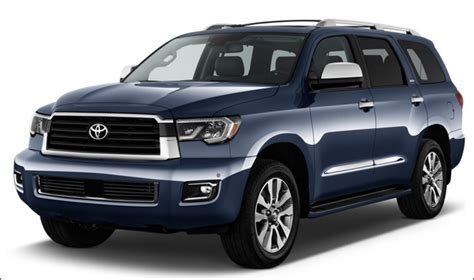 2019 Toyota Sequoia Redesign by 2019 Toyota Sequoia Redesign Release Price Toyota