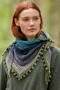Lana Grossa Crochet Shawl Twisted Cashmerino