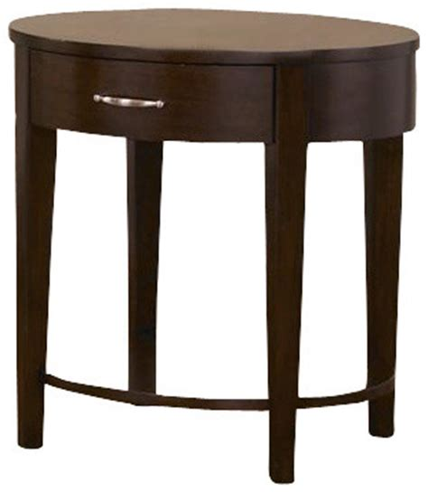 dark cherry wood end tables liberty furniture sonata 23 inch round end table in cherry
