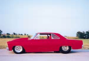 1966 Chevy Nova Pro Street Cars