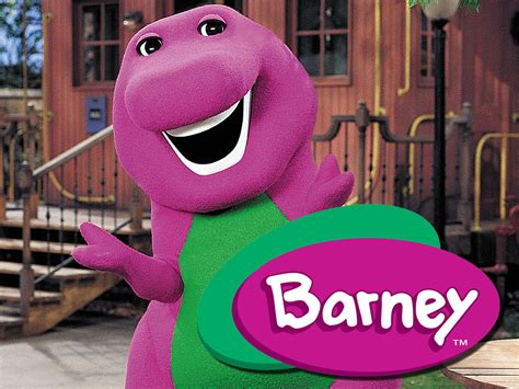 Character Of The Week Barney The Dinosaur Characterrant