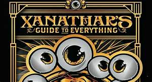 Xanathars Guide To Everything Pdf Free Online