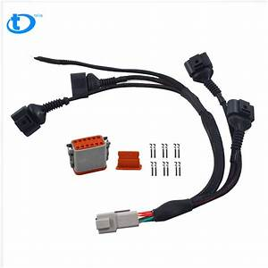 New Ignition Coil Wiring Harness Fit For Audi Vw 1 8t 97