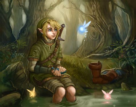 Legend Of Zelda By Krikin On Deviantart