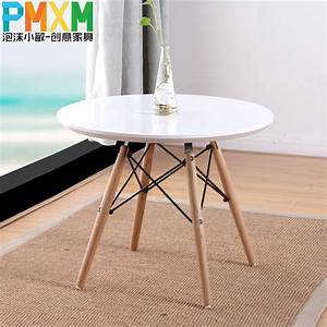 Ikea Petite Table : ikea wood round small table small coffee table a few modern minimalist small apartment creative ~ Teatrodelosmanantiales.com Idées de Décoration