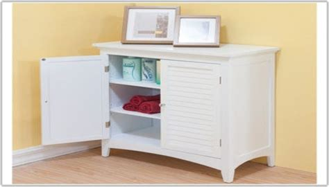 Bathroom Floor Cabinet White Canada