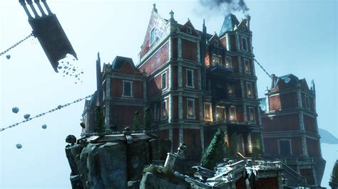 Dishonored Gets Dunwall City Trials Dlc On December 11