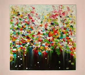 moderne bilder fürs wohnzimmer die besten 17 ideen zu acrylbilder blumen auf blumen gemälde blumen leinwand und