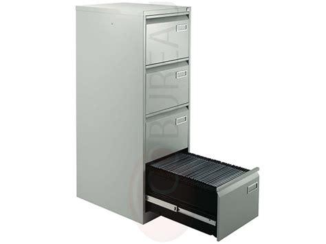 classeur metallique format commercial 4 tiroirs pour dossiers suspendus