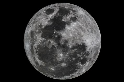 full moon  panama astronomy magazine interactive