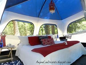 """25 Glamourous """"Glamping"""" Ideas! - Suburble"""