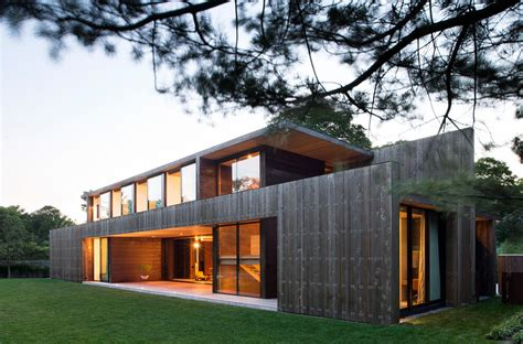 contemporary home is an acoustic refuge freshome