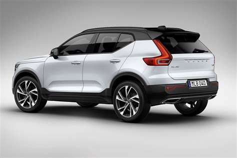 new volvo volvo xc40 revealed all new baby crossover is go for 2018
