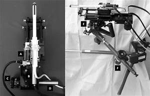 Views Of The Robotic Trus Probe Manipulator And Stabilizer