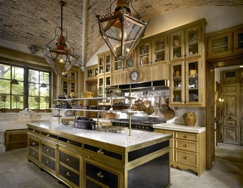 country rustic kitchens design portfolio and lookbook la cornue rustic 2959