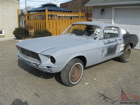 Ford Mustang For Sale Ebay by 1967 Ford Mustang Fastback Ebay