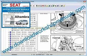 Seat Alhambra Workshop Repair Manual