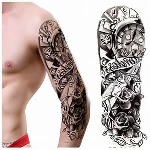 Tattoo Homme Bras : tatouage ephemere homme avant bras acidcruetattoo ~ Melissatoandfro.com Idées de Décoration