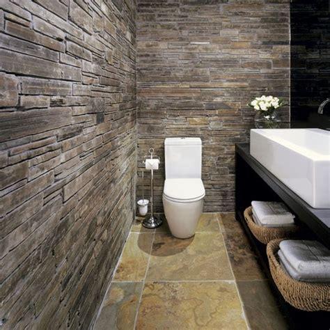 Add Rustic Texture  Bathroom Design Ideas  Housetohomecouk