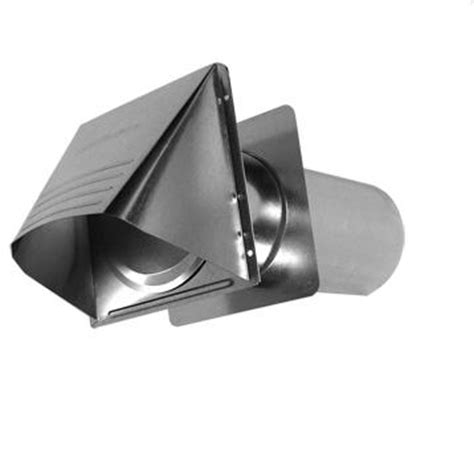 galvanized exhaust vent  tailpipe