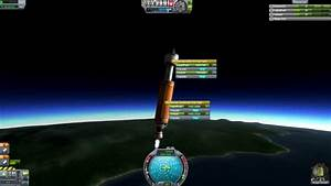 Kerbal Space Program - 5 Part Rocket To Gilly & Minmus ...