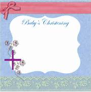 Free Christening Invitation Cards Printable Baptism Invitations Viewing Gallery Baptism Invitations Templates Free Download Daughter Free Template For Baptismal Invitation