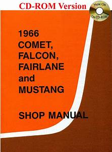 1966 Mustang Shop Manual Pdf Free  Multiplyillustration Com