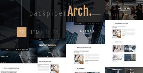 backpiperarch architecture interior portfolio html
